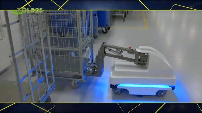 Robotcenter Kft, Zöld 25 2019. június 2-a (4.Évad)